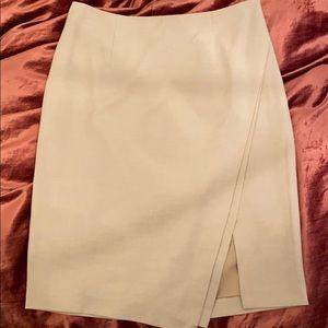 Light beige skirt